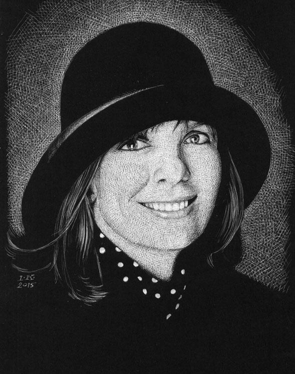 Diane Keaton par vanKristen